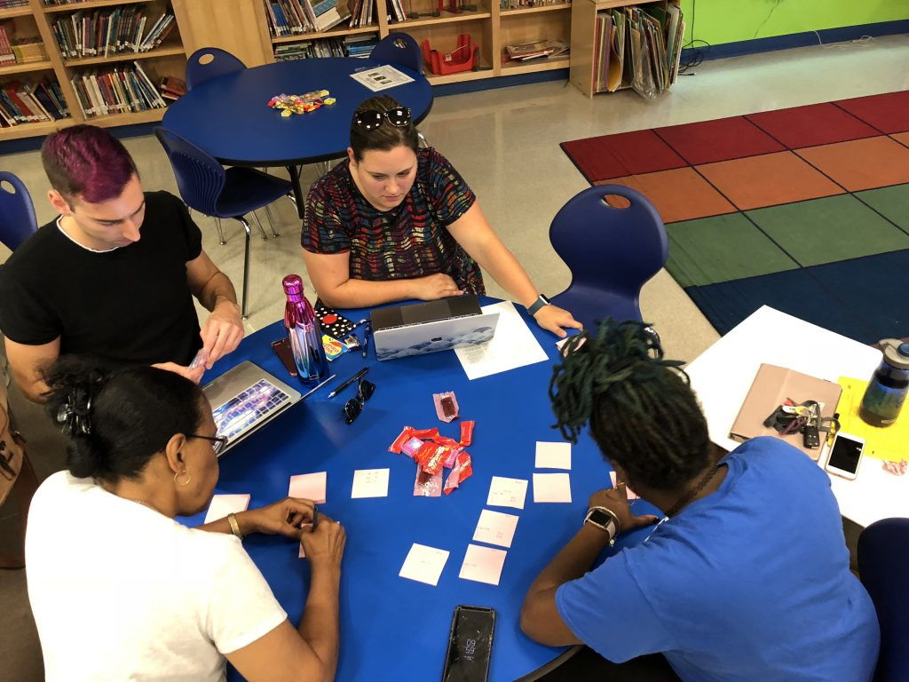 As Lakeland sees continued gains in math scores, UMBC expands local school partnerships
